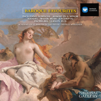 Sir Neville Marriner - Baroque Favourites [The National Gallery Collection] (The National Gallery Collection)