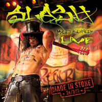 Slash - Featuring Myles Kennedy Live (Made In Stoke 24/7/11)