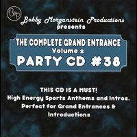 Bobby Morganstein - The Complete Grand Entrance Volume 2 Instrumental