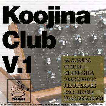 Various Artists - Koojina Club Vol.1