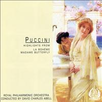 Royal Philharmonic Orchestra (conducted By David Charles Abell) - Puccini - Highlights From La Boheme And Madame Butterfly