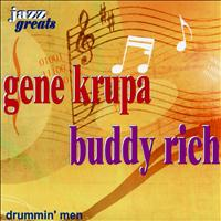 Gene Krupa & Buddy Rich - Jazz Greats - Drummin' Men