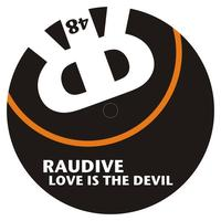 Raudive - Love Is The Devil