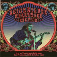 Quicksilver Messenger Service - Live at the Avalon Ballroom, San Francisco, 28th October 1966