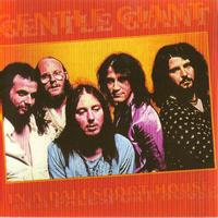 Gentle Giant - In A Palesport House (Live)