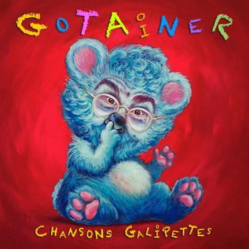 Richard Gotainer - Chansons galipettes