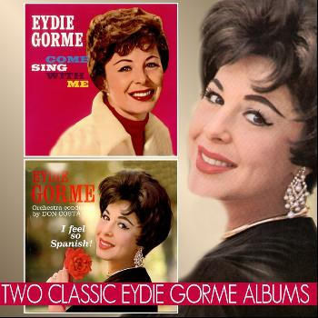 Eydie Gorme - Come Sing With Me / I Feel So Spanish!