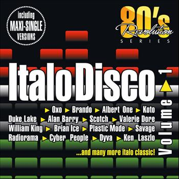 Various Artists - 80s Revolution Vol. 1 - Italo Disco