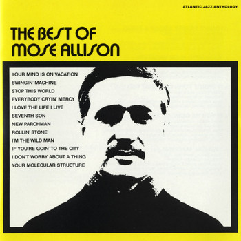 Mose Allison - The Best Of Mose Allison