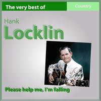 Hank Locklin - Please Help Me, I'm Falling (The Very Best Of)