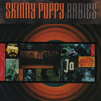 Skinny Puppy - Rabies (Remastered)