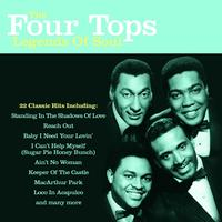 The Four Tops - Legends Of Soul
