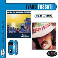 Ivano Fossati - Collection: Ivano Fossati [ll grande mare che avremmo traversato & Good-bye Indiana] ((2LP in 1CD))