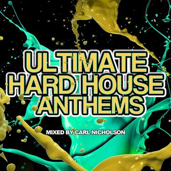 Various Artists - Ultimate Hard House Anthems