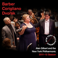 New York Philharmonic - Barber, Corigliano, Dvorák