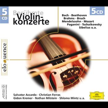 Various Artists - Berühmte Violinkonzerte