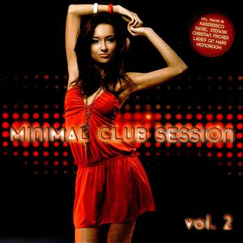 Various Artists - Minimal Club Session Vol. 2