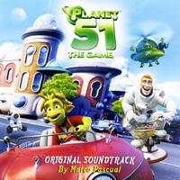 Mateo Pascual - Planet 51 The Game