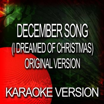 Ameritz Karaoke Band - December Song (I Dreamed Of Christmas) (Original Version) - (Karaoke Version)