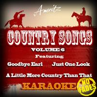 Ameritz Audio Karaoke - Karaoke - Country Songs Vol. 6