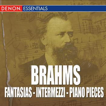 Walter Klien - Brahms - Fantasias - Intermezzi - Piano Pieces