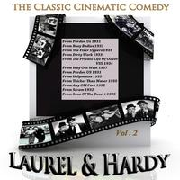 Laurel and Hardy - The Classic Cinematic Comedy - Laurel & Hardy Vol 2 (Digitally Remastered)