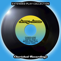 Jimmy Jones - The Extended Play Collection - Jimmy Jones