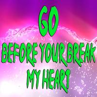 Gigliola Cinquetti - Go (Before you break my heart)