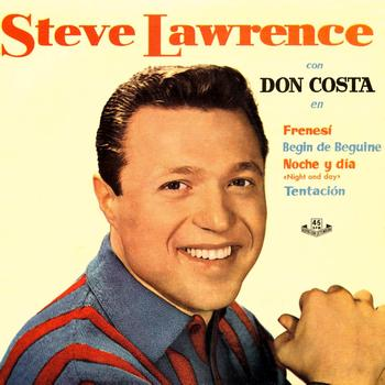 Steve Lawrence - Frenesi
