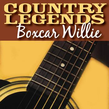 Boxcar Willie - Country Legends - Boxcar Willie