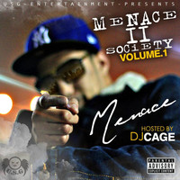 Menace - Menace to Society, Vol. 1 (Explicit)