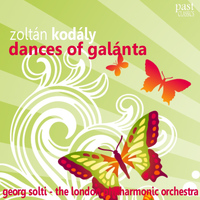 The London Philharmonic Orchestra - Kodály: Dances of Galánta
