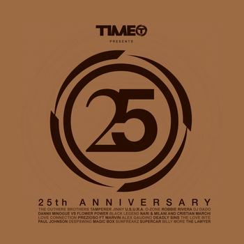 Various Artists - Time 25th Anniversary