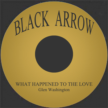 Glen Washington - What Happened To Love