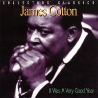 James Cotton - It Was a Very Good Year