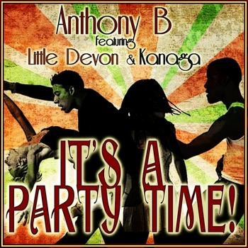 Anthony B - It's A Party Time - Single