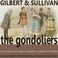 Geraint Evans - The Gondoliers
