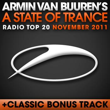 Armin van Buuren - A State Of Trance Radio Top 20 – November 2011