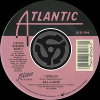 All-4-One - I Swear / So Much Love [Digital 45] (w/PDF)