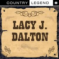 LACY J DALTON - Country Legend Vol. 8