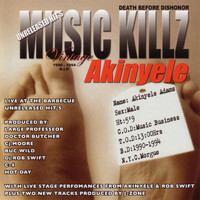 Akinyele - Live At The Barbecue - Unreleased Hits
