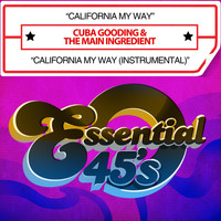 Cuba Gooding - California My Way / California My Way (Instrumental) [Digital 45]