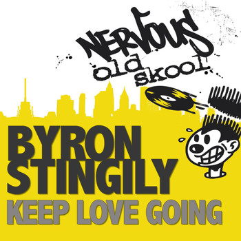 Byron Stingily - Keep Love Going