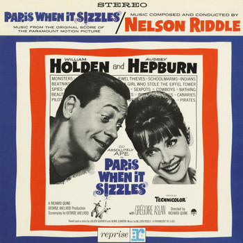 Nelson Riddle & His Orchestra - Paris When It Sizzles