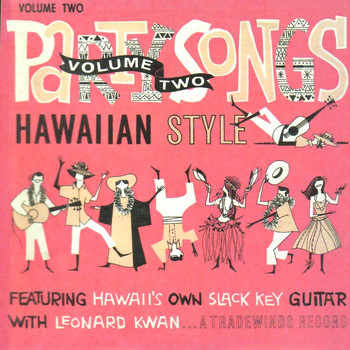 Bob Pauhale Davis - Party Songs Hawaiian Style - Vol. 2