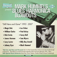 Mark Hummel - Mark Hummel's Blues Harmonica Blowouts