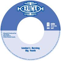 Big Youth - London's Burning