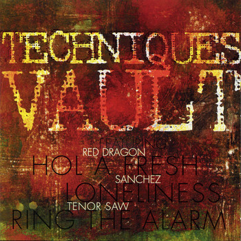 Various Artists - Techniques Vault