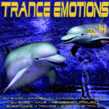 Various Artists - Trance Emotions (Vol. 4 - Best Of Melodic Dance & Dream Techno)