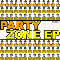 Comic Strips - Party Zone EP